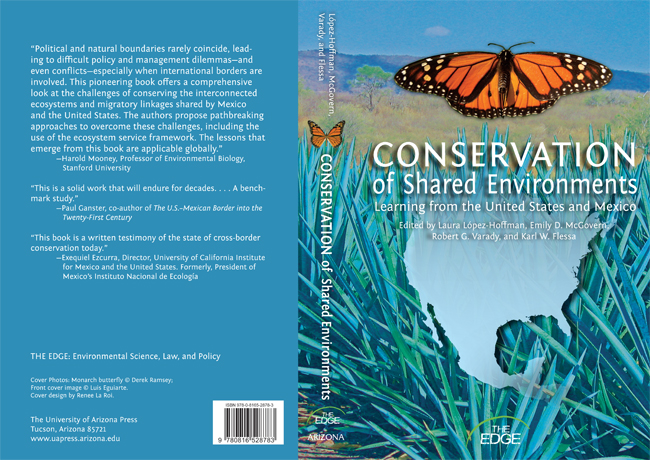 Conservation book